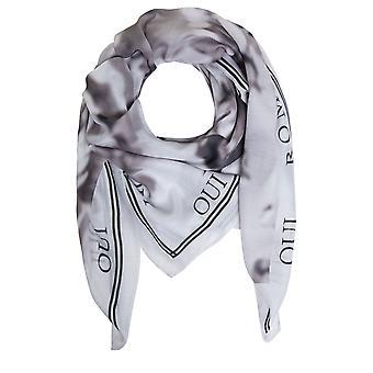 Oui Grey & Black Oui Design Huivi