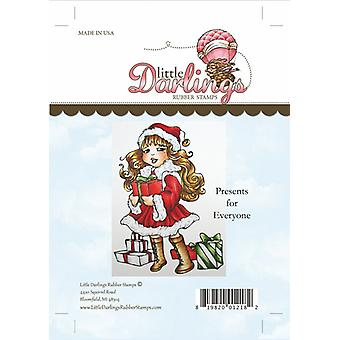 Little Darlings Stamp - Presents For Everyone