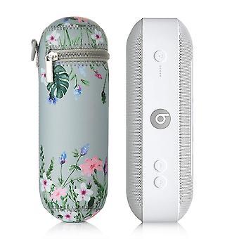 Ακουστική τσάντα εκτύπωσης λουλουδιών για την προστατευτική κάλυψη pillp κτυπημάτων