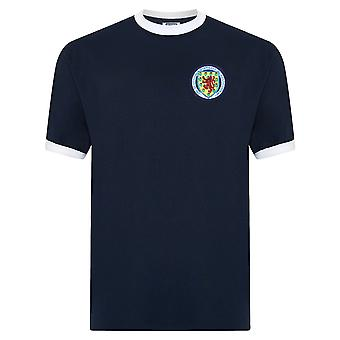Score Draw Scotland 1967 Retro Football Shirt