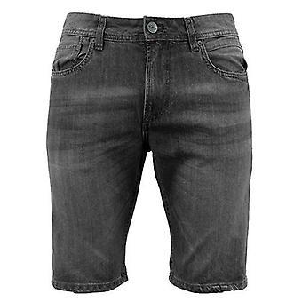 Mens Slim Fit Denim Shorts