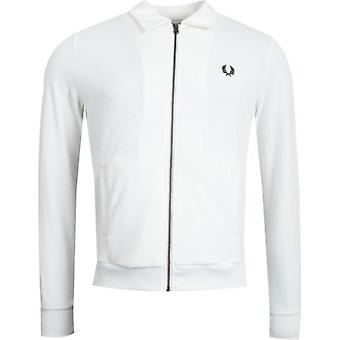 Fred Perry Authentics Towelling Track Top