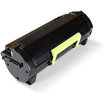 FengChun Toner schwarz 20000 Seiten ersetzt Lexmark 50F2U00, 502U, 50F2U0E, 502UE, 50F0UA0, 500UA