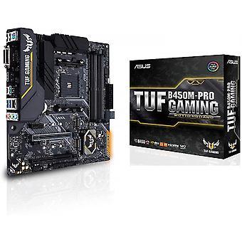 FengChun TUF B450M-Pro Gaming Mainboard Sockel AM4 (mATX, AMD B450, DDR4-Speicher, duale M.2, native
