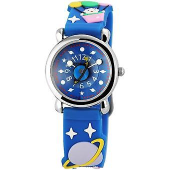 Excellanc - Wristwatch, quartz analog, rubbers, Unisex(1)