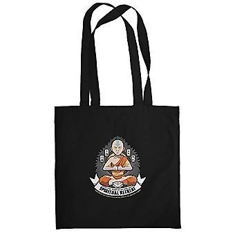 Texlab VEND-144934, Unisex Fabric Bag Adult, Black, 38 cm x 42 cm