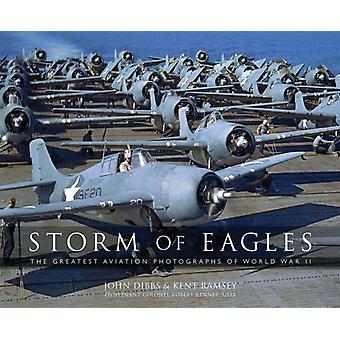 Storm of Eagles by John DibbsRobert Cricket Renner Usaf Ret Kent Austin Ramsey