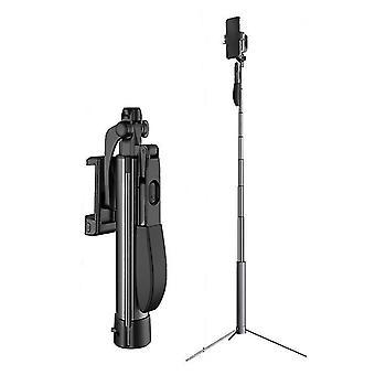 110 Cm με μονό γέμισμα ανοιχτό ασύρματο bluetooth τηλεχειριστήριο τρίποδο selfie stick az5543