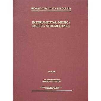 Instrumental Music of G.B. Pergolesi by Marvin Paymer