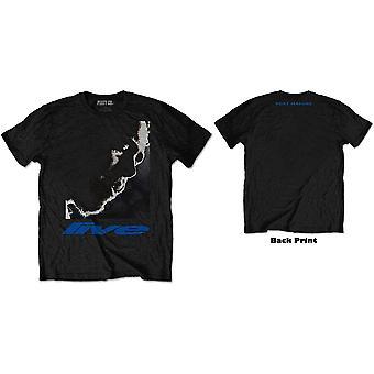 Post Malone - HT Live Close-Up Men's X-Large T-Shirt - Black