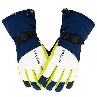 Gants de ski Pu Palm extra épais