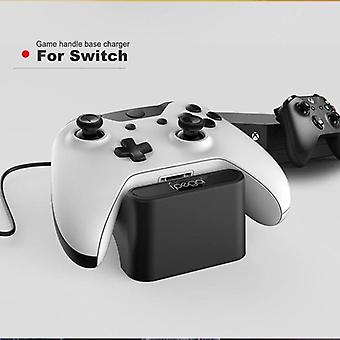 3 In 1 usb controller charger dock charging base game handle charger for ns pro ps4 xbox one controller game machine accessories