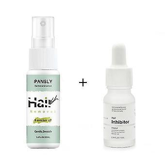 new hair removal set b hair growth inhibitor inhibitor serum oil hair removal cream for face legs sm62478