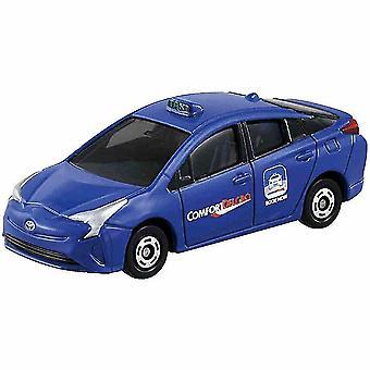 Toddlers Blue Taxi Toys Simulation Mini Car Model