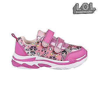 Scarpe sportive per bambini LOL Surprise! rosa