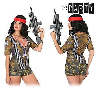 T-shirt adulte 6535 Femme soldat