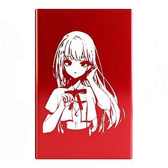 Animaatio Anime-johdannaiset Ohut ohut ohut savukekotelo