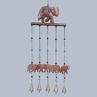 Windchime - Elephant Bar Chime 73cm