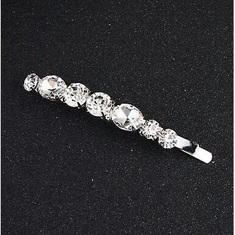 Flower Leaf Bridal Hair Comb For Crystal Hair Ornaments Jewelry Wedding