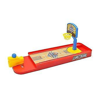 Pretend professions role playing mini basketball game match funny table game set interact kids|gags practical jokes