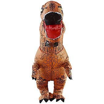 Muscle Tyrannosaurus Rex (felnőtt változat) Halloween Cosplay Tyrannosaurus Rex felfújható jelmez dinoszaurusz jelmez