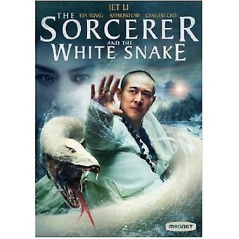 Sorcerer & the White Snake [BLU-RAY] USA import