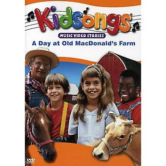 Kidsongs - Day at Old Macdonald's Farm [DVD] USA import