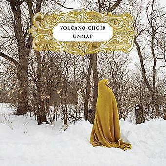 Volcano Choir - annuler le mappage d'importation USA [CD]