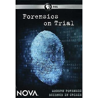 Nova - Nova: Forensik vor Gericht [DVD] USA importieren