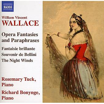 William Vincent Wallace - Wallace: Opera Fantasies and Paraphrases [CD] USA import