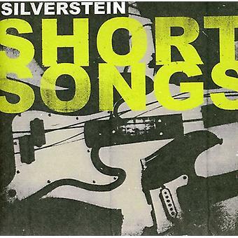 Silverstein - Short Songs [CD] USA import
