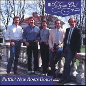 Third Tyme Out - Puttin' New Roots Down [CD] USA import