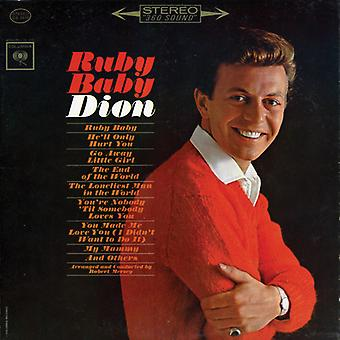Dion - Ruby Baby [CD] USA import