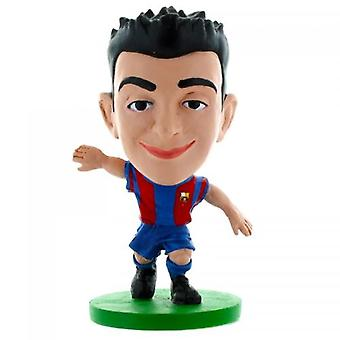 Barca Toon SoccerStarz Xavi