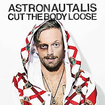 Astronautalis - Cut the Body Loose [CD] USA import
