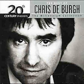 Chris De Burgh - Millennium Collection-20th Century Masters [CD] USA import