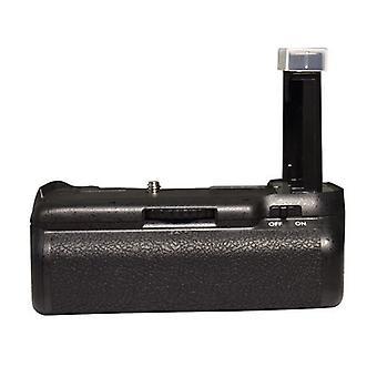 Dot.Foto batterigreb: Designet til Nikon D5500 værker med EN-EL14 batteri