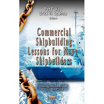 Commercial Shipbuilding Lessons for Navy Shipbuilders by Edited by Pat F Key and Edited by Erick H Spence