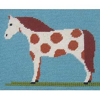Pony Needlepoint Kit