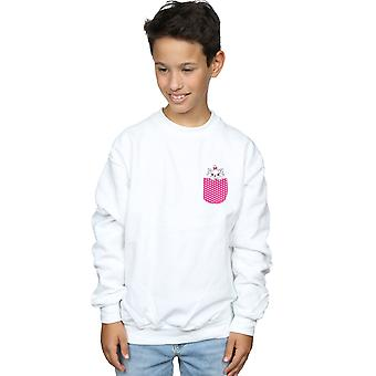 Disney Boys Aristocats Marie Chest Sweatshirt