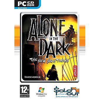 Alene i mørket-det nye mareridt (PC DVD)-nye