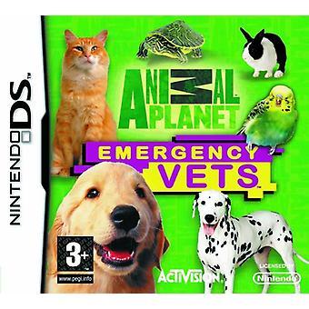 Animal Planet Emergency Vets (Nintendo DS) - Nouveau