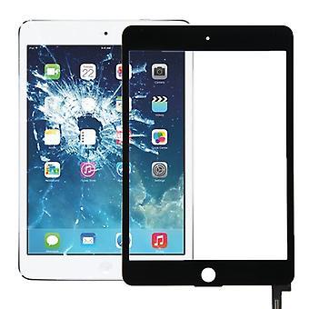 Pekskärm glas kompatibel för Apple iPad mini 4 A1538 A1550 digitizer svart