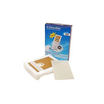 Electrolux aspiradora bolsa de papel y filtro Pack (E82N)