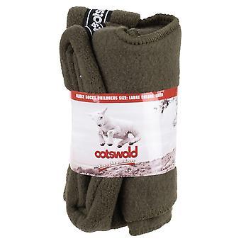 Cotswold unisex Fleece Sock