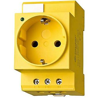 Enclosure outlet Finder 07.98.00-1 Yellow 1 pc(s)