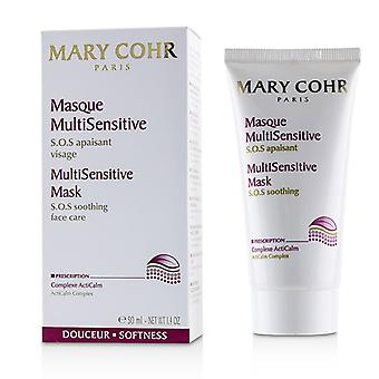 Mary Cohr Multisensitive Mask - S.o.s Soothing - 50ml/1.4oz