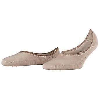 Falke Ballerina No Show Socks - Nutmeg Melange
