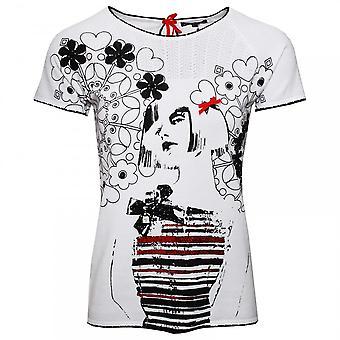 Leo & Ugo Short Sleeve Fashion Design Print Tshirt