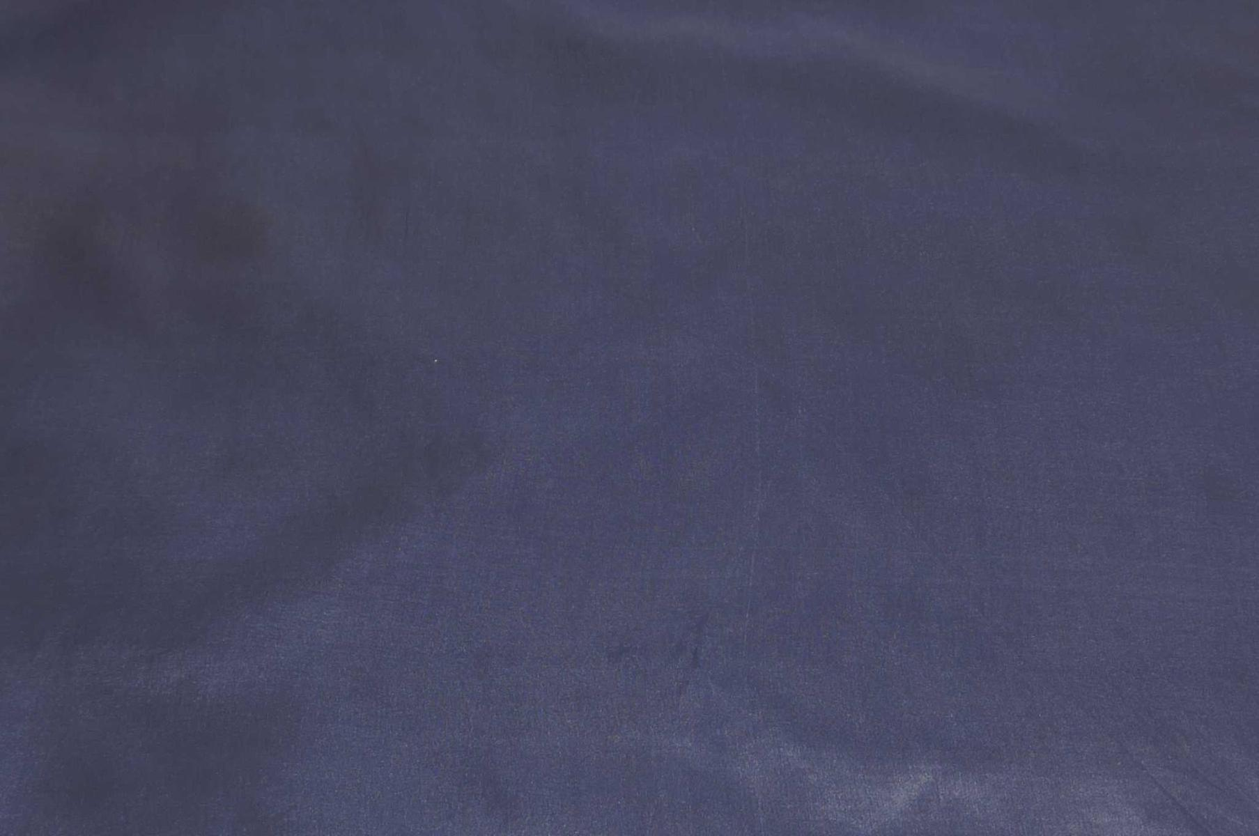 Mulberry Silk Classic Hand Dyed Long Scarf Dark Blue from Pashmina & Silk